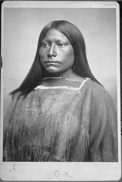 Sister Of Big Tree Kiowa 1870 Native American Women Native
