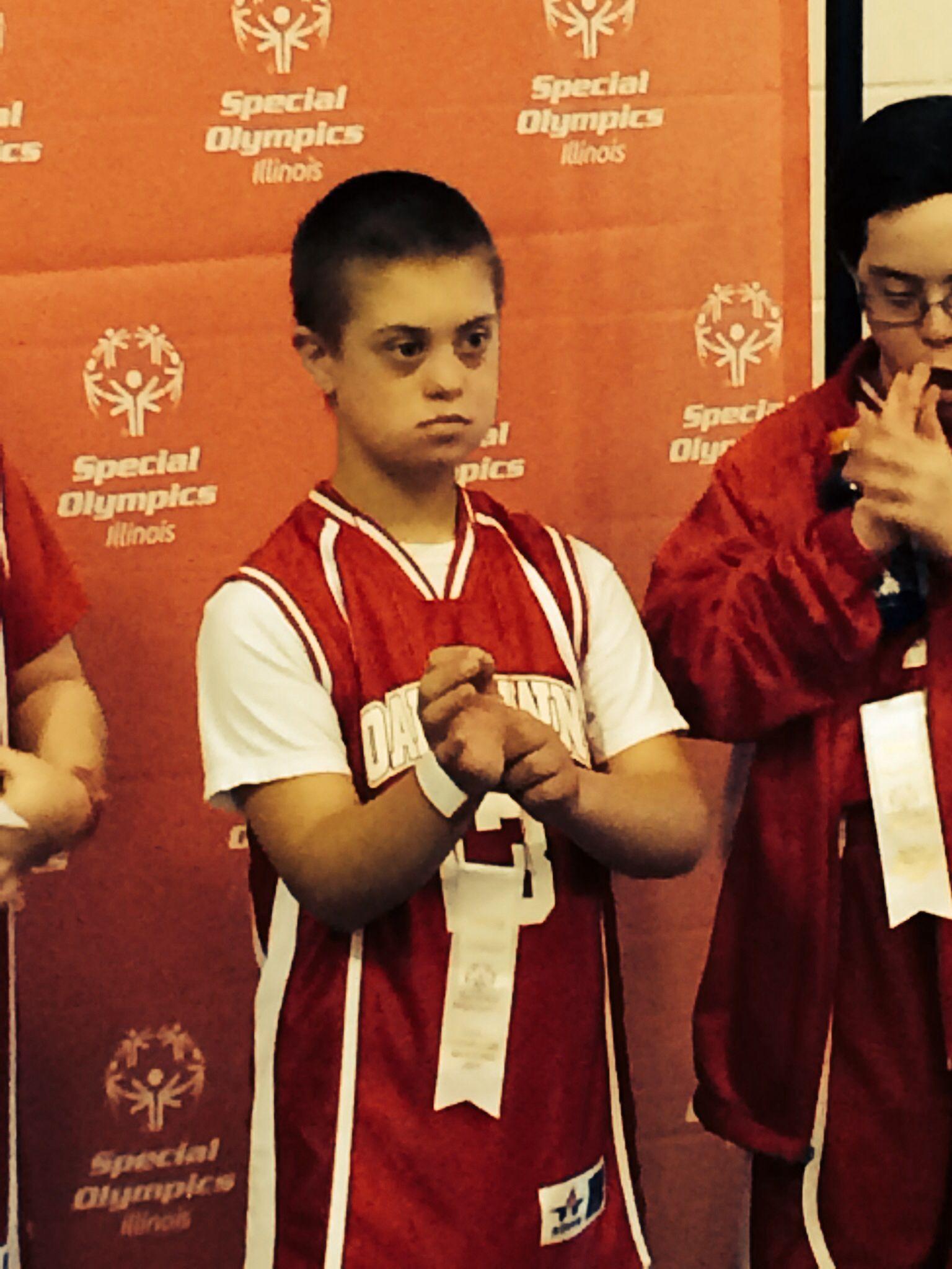 Special Olympics! Celebrate!