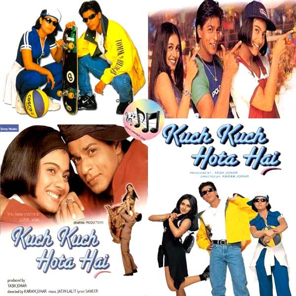 Evergreen Movie Kuchkuchhotahai And His Hit Songs Free Download Here Movies Hit Songs Songs