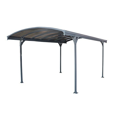 Carports Palram Vitoria Carport Patio Cover 16 X 10 X 8 Learn More By Visiting The Image Link This Is An Carport Patio Pergola Carport Carport Designs