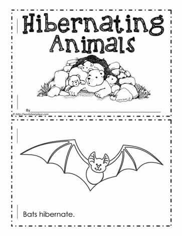 animals that hibernate booklet migration animals that. Black Bedroom Furniture Sets. Home Design Ideas