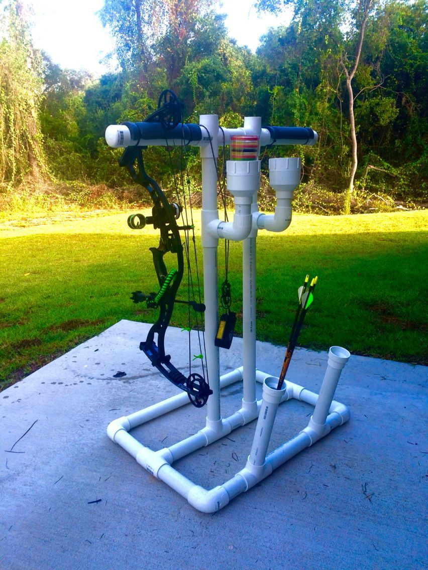 Diy Bow And Target Stands You Can Do It Hunting Diy Diy Archery Target Archery Target