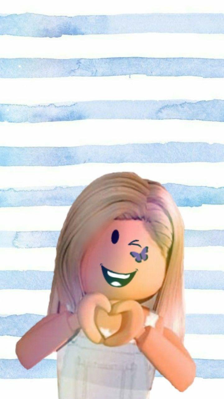 Girl Roblox Pictures : roblox, pictures, Mädchen,, Ihren, Händen, Roblox, Wallpaper, Macht, Tumblr, Wallpaper,, Pictures,, Animation