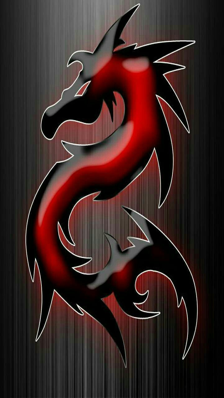 Pin By Izaya Heartbreak On Draw Red Dragon Wallpaper Background Images Wallpapers