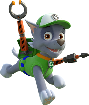 Paw Patrol Rocky Find The Treasure Paw Patrol Pics