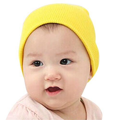 4c43ae179 Tuscom Baby Beanie Boy Girls Soft Hat Children Winter Warm Kids Cap ...