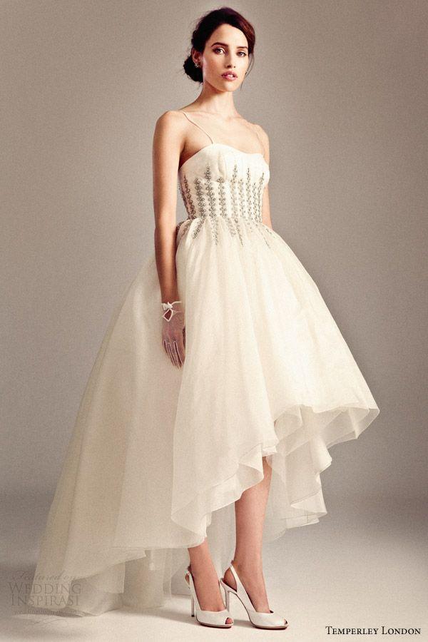 Temperley London 2014 2015 Wedding Dresses Iris Bridal Collection Wedding Inspirasi Short Wedding Dress 2015 Wedding Dresses Wedding Dresses
