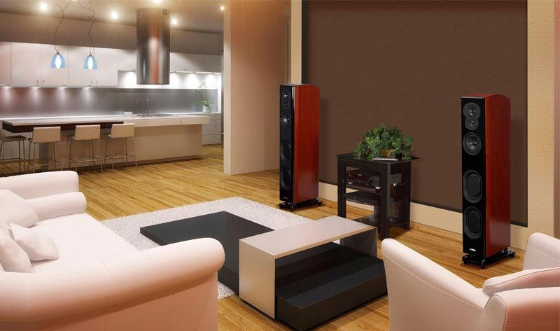 Polk Audio Lsim707 Review Floorstanding Loudspeaker Home Media Entertainment Polk Audio Home Theater Setup Home Speakers