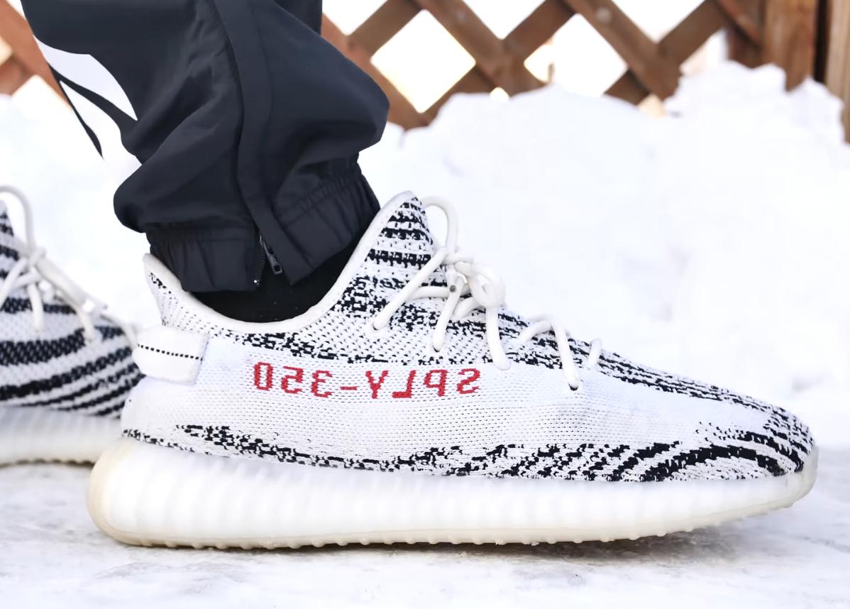 adidas zebra zapatillas