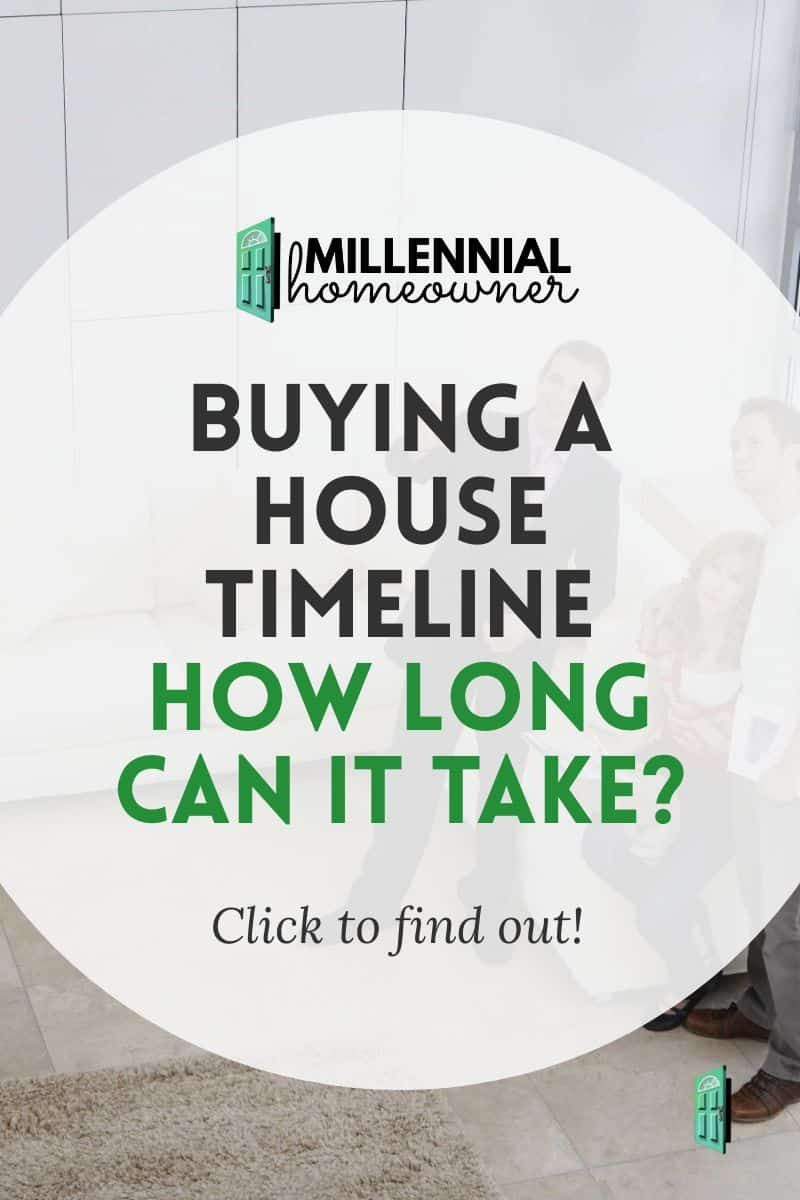 House buying process timeline how long does it take to