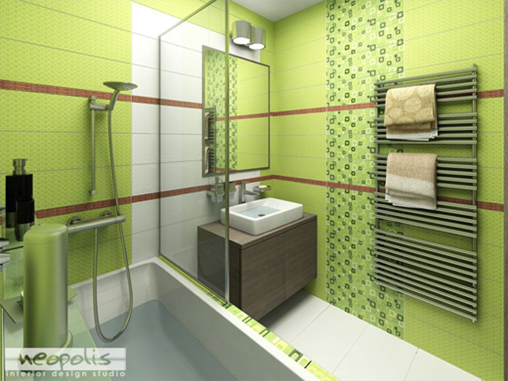 Bathroom Tile Ideas Green green bathroom design | beautiful bathrooms | pinterest | green