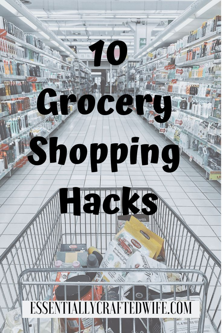 10 Ways to Make Grocery Shopping Less of a Hassle