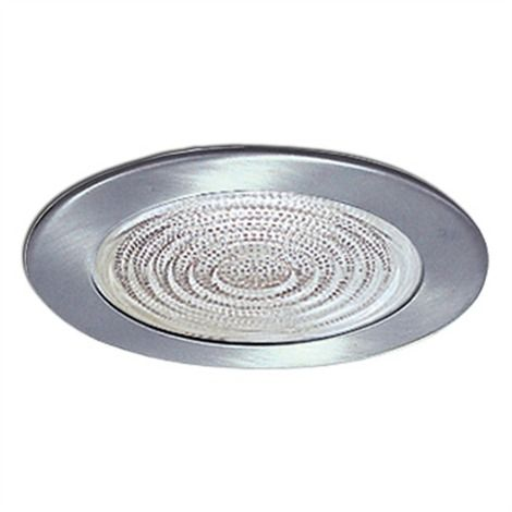 4in Low Voltage Wet Location Shower Recessed Lighting Trim With Fresnel Gl Lens Nl 423