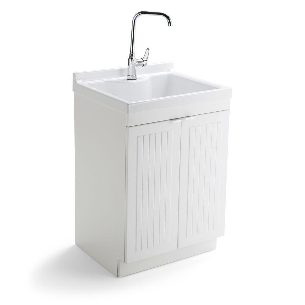 Simpli Home Murphy 24 In W X 20 In D In X 36 5 In H Laundry
