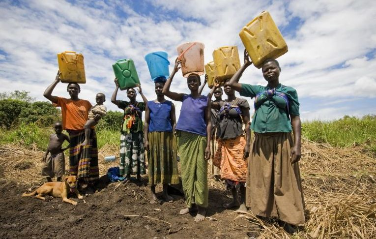 In just 1 day, 200 million work hours are consumed by #WomenCollectingWater for their families.
