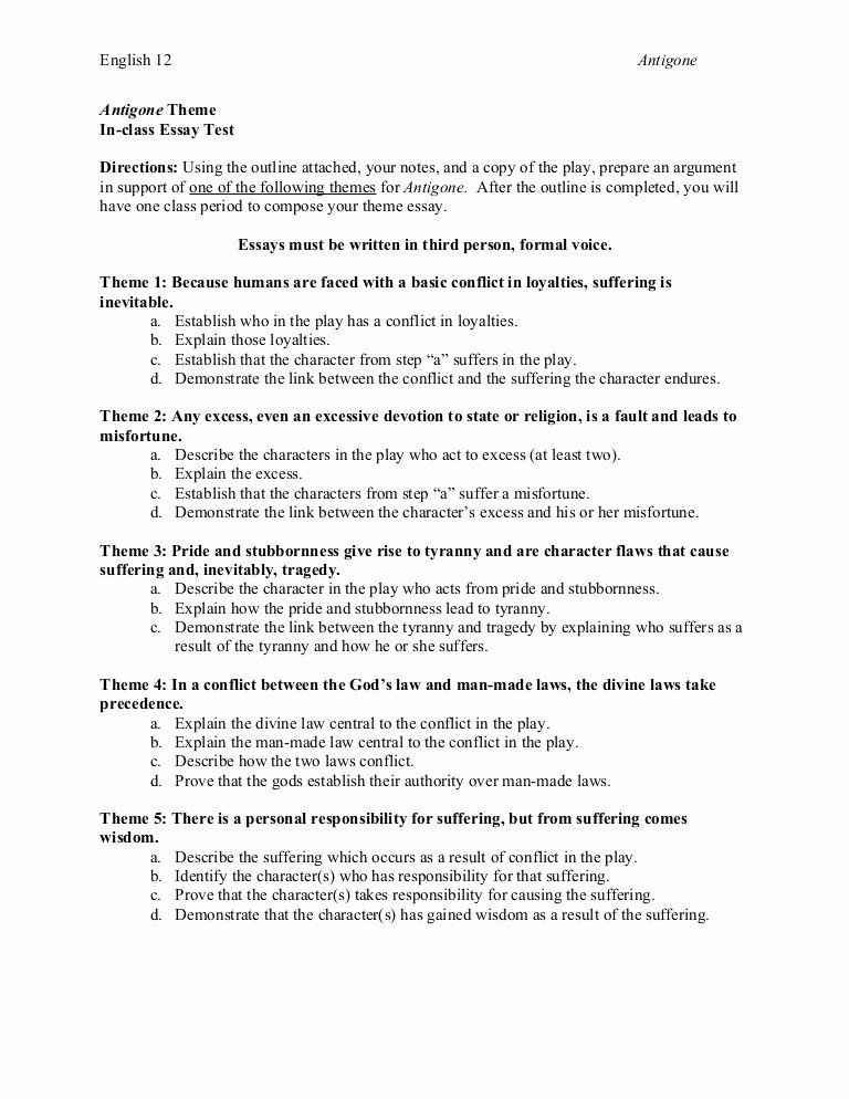 30 Outline format for Essay in 2020 (With images) Essay
