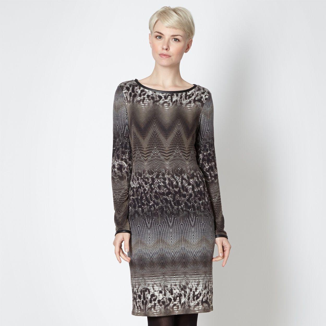 88e6d0ae Long Black Evening Dress Debenhams | Saddha