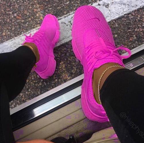 PINK Presto | Pink sneakers, Sneakers