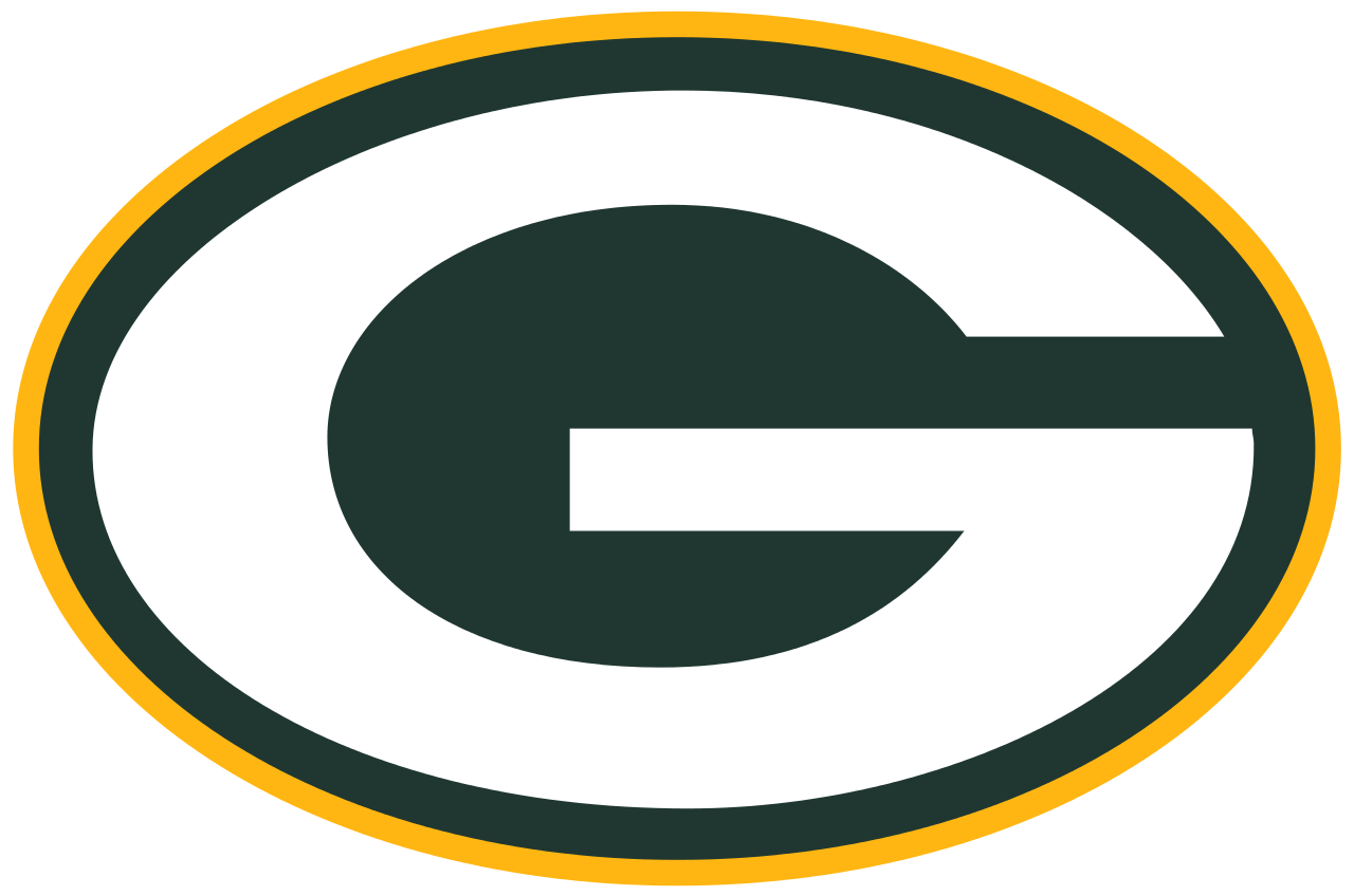 1280px Green Bay Packers Logo Svg Png 1 280 848 Pixels Green Bay Packers Logo Green Bay Packers Colors Green Bay Packers Crafts