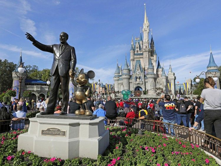 What is the best time of the year to visit Disney World