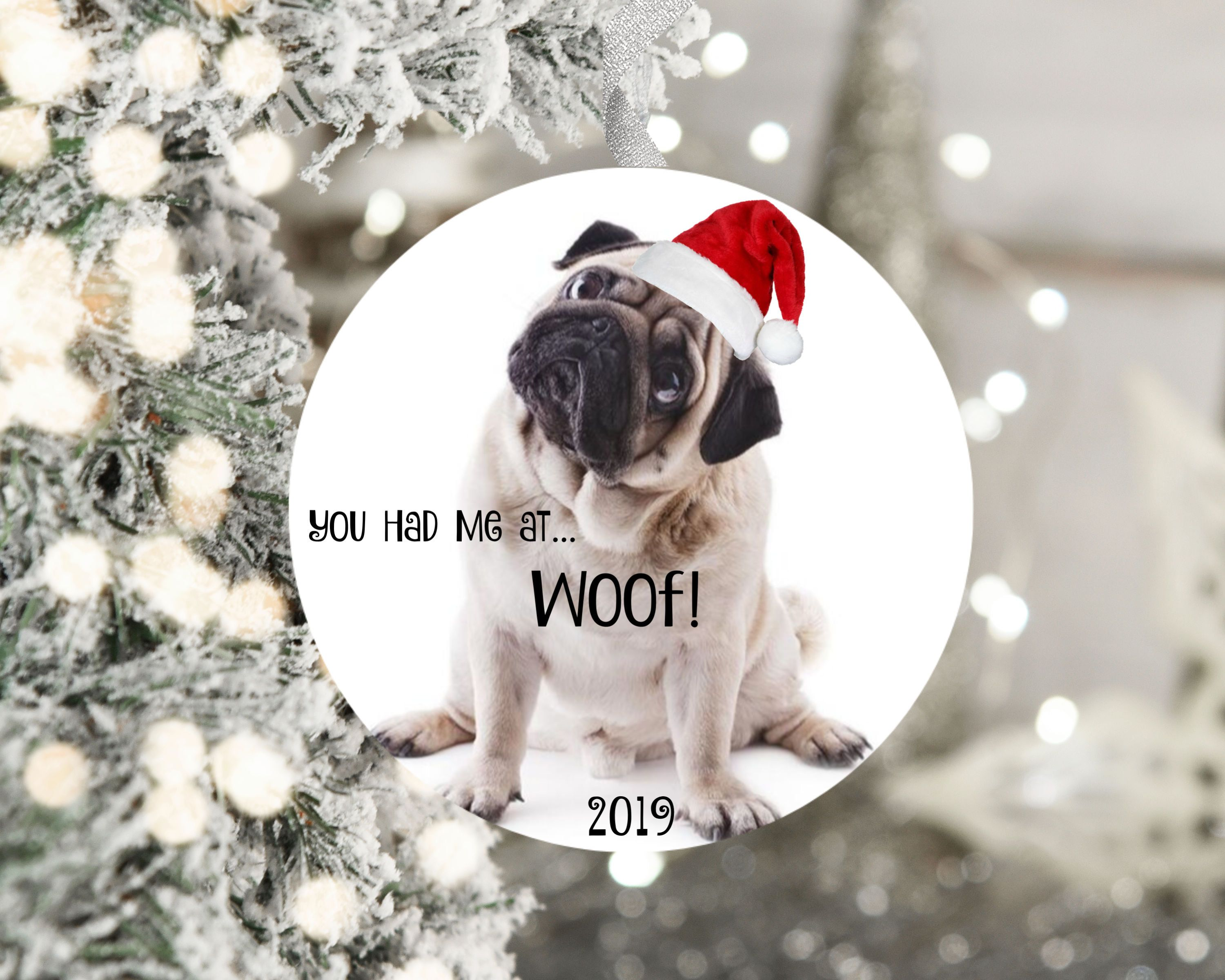 You Had Me at Woof! Pug