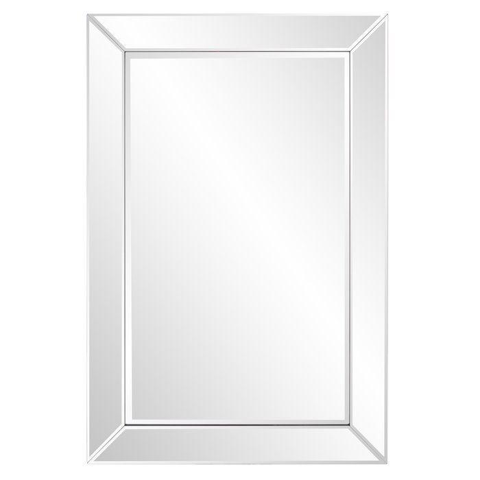 Husby Bathroom Vanity Mirror Beveled Mirror Bathroom Mirror