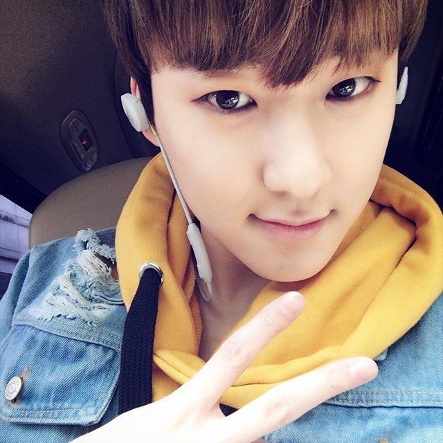 Kevin Woo Selca U Kiss Kevin Kevin Love