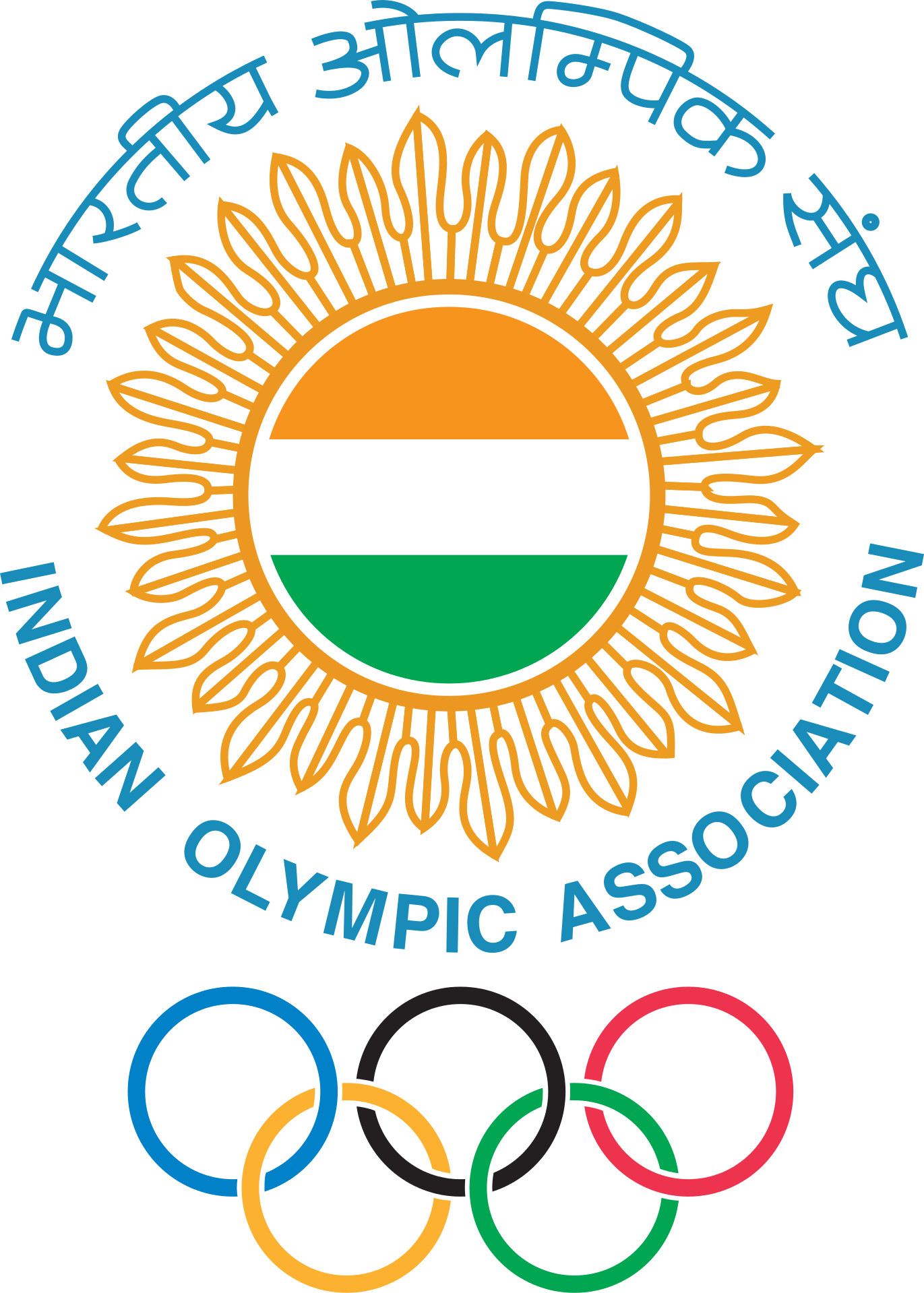 The Indian Olympic Association is the body responsible for