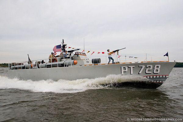 Million Dollars WW2 Genuine PT Boat for sale.   auto ...