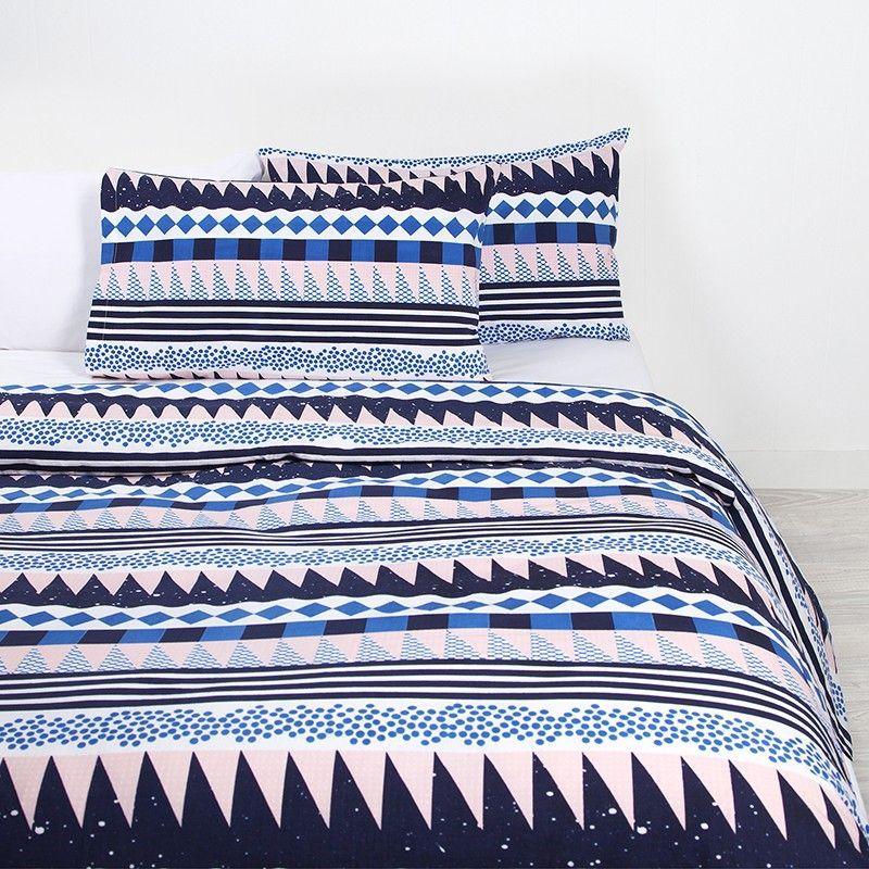 ARRO Home: 100% cotton percale doona cover