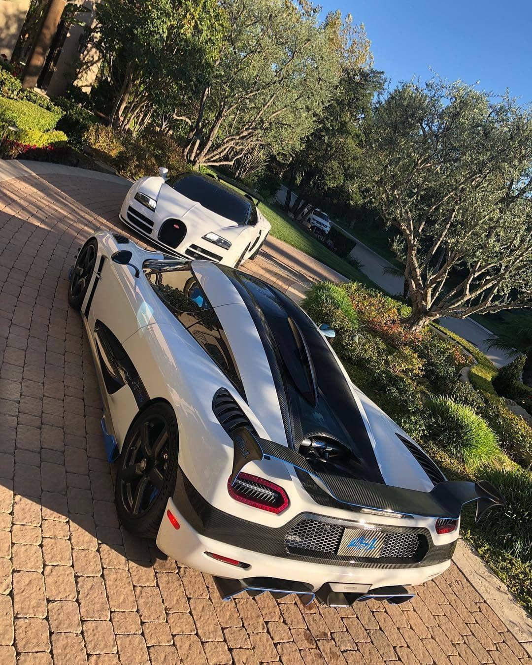Koenigsegg Ccxr Vs Bugatti Veyron: #auto_v_i_p #bugatti #bugattiveyron #veyron #agera