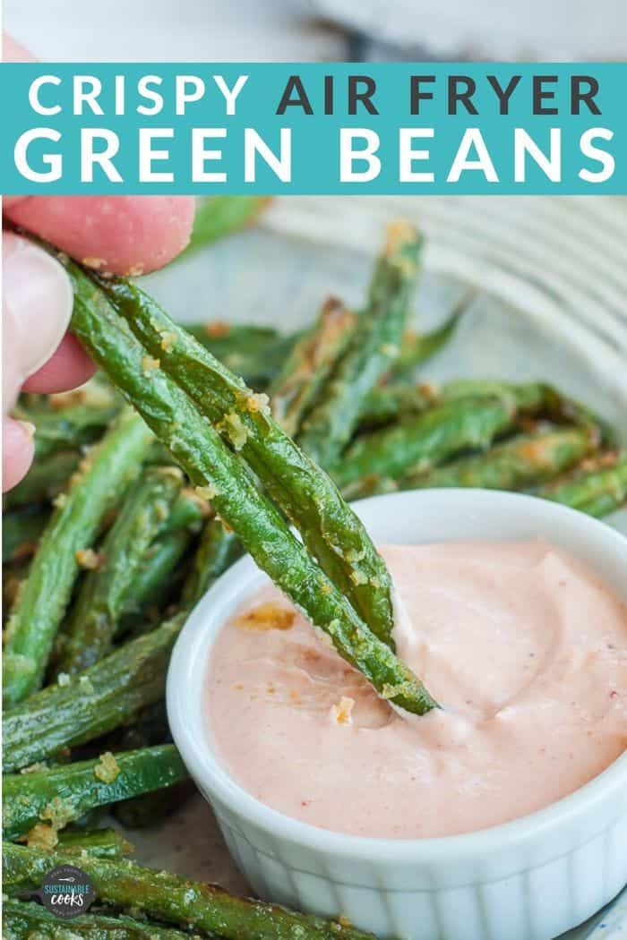 Crispy Air Fryer Green Beans