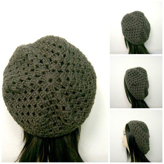 Crochet Beret Pattern Crochet Hat Pattern Crochet Pattern Crochet