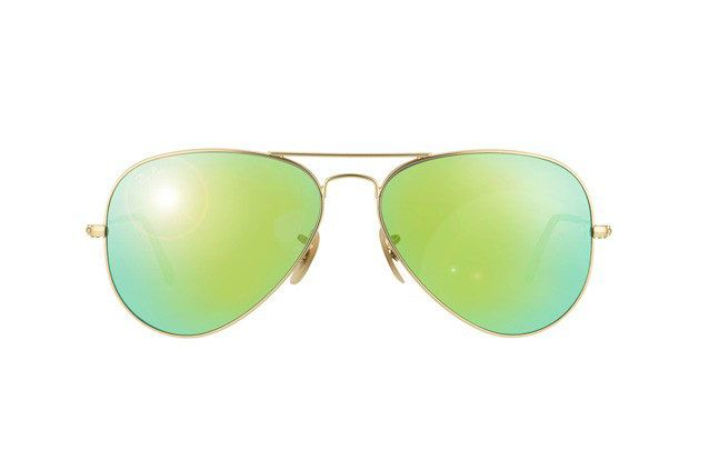 RAY-BAN Sonnenbrille »Aviator Large Metal RB 3025 112/19«