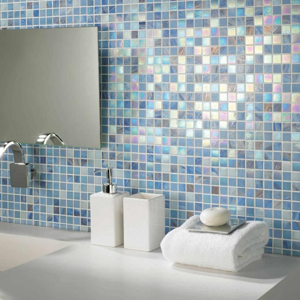Mosaic tiles | Home tips ;-) | Pinterest | Mosaics, Bathroom ...