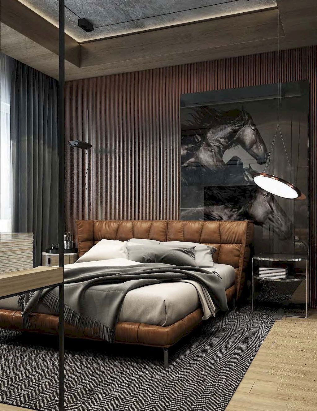 80 Cozy Minimalist Bedroom Design Trends | Luxurious ...