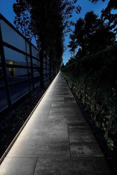 DIRIGO_M - Outdoor recessed floor lights from Linea Light Group | Architonic