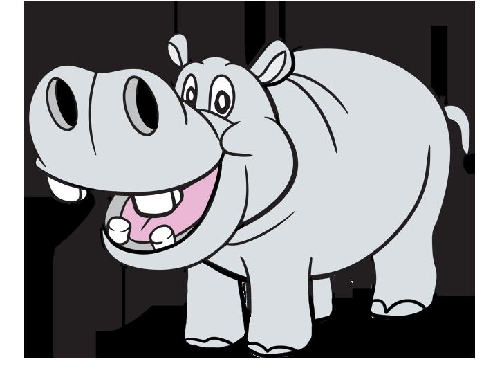 hippopotamus clip art images free for commercial use kids rh pinterest ie hippopotamus clipart funny hippopotamus clipart