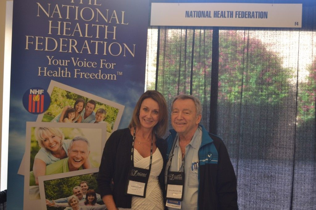 Kat Carroll Associate Editor With Dr Murray Susser National