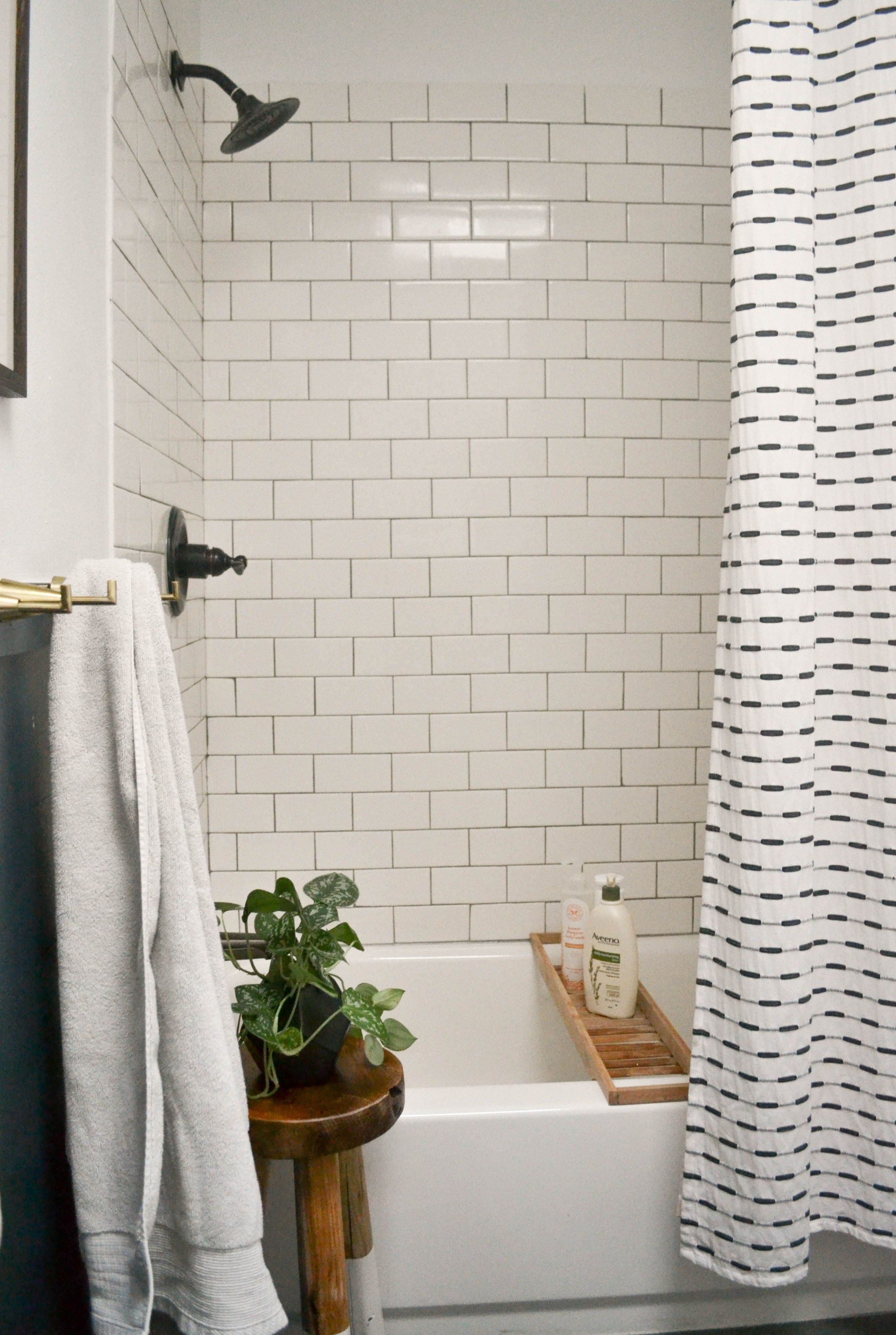 Main Bathroom Reveal | Small family bathroom. (With images ...