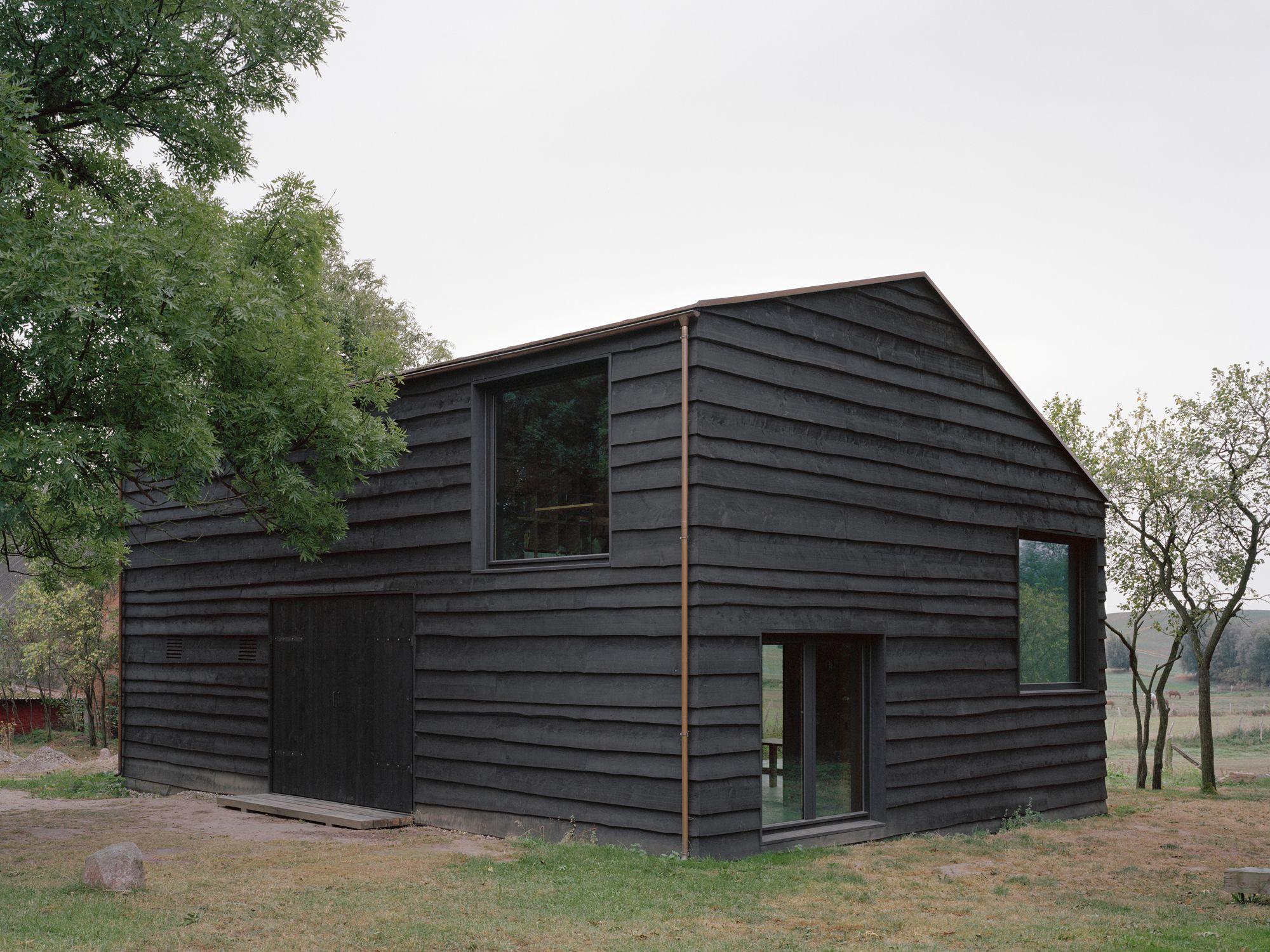 Haus Lindetal in MecklenburgVorpommern Fassade haus