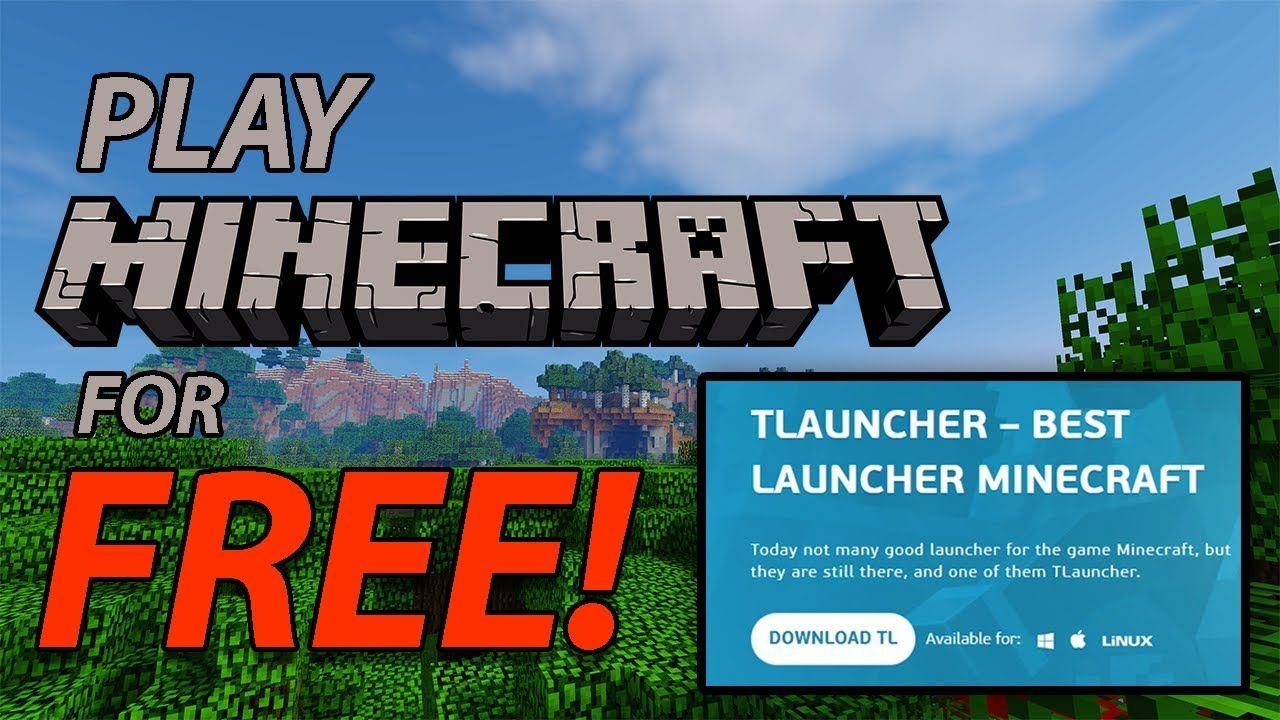 How To Get Minecraft For Free On Pc 2019
