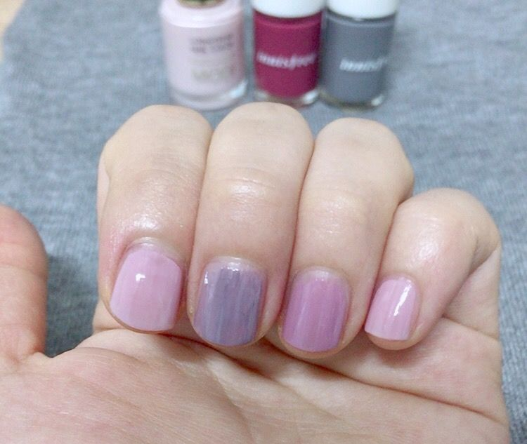 Color Blending Nail Nail Art Pinterest