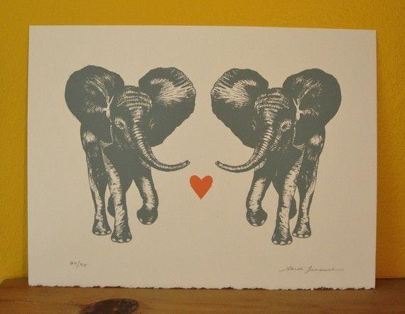 sweet little elephants!