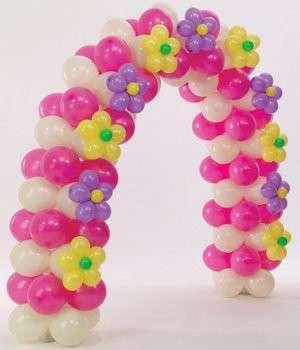 Decoraci n primera comuni n fotos ideas con globos 7 22 for Decoracion con fotografias