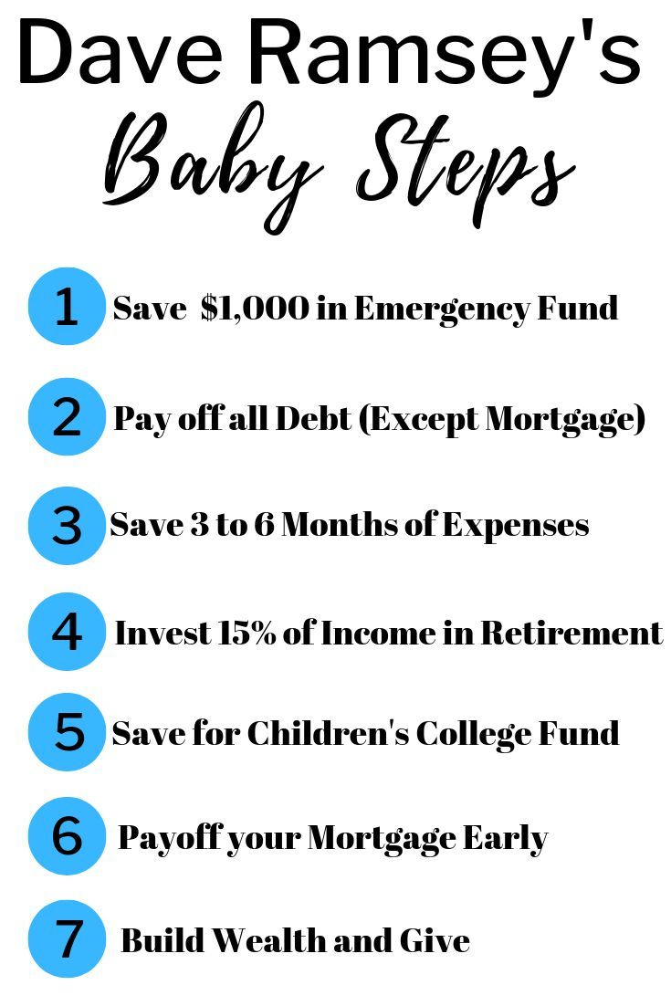 16 Tips from the Dave Ramsey Plan That You Need to