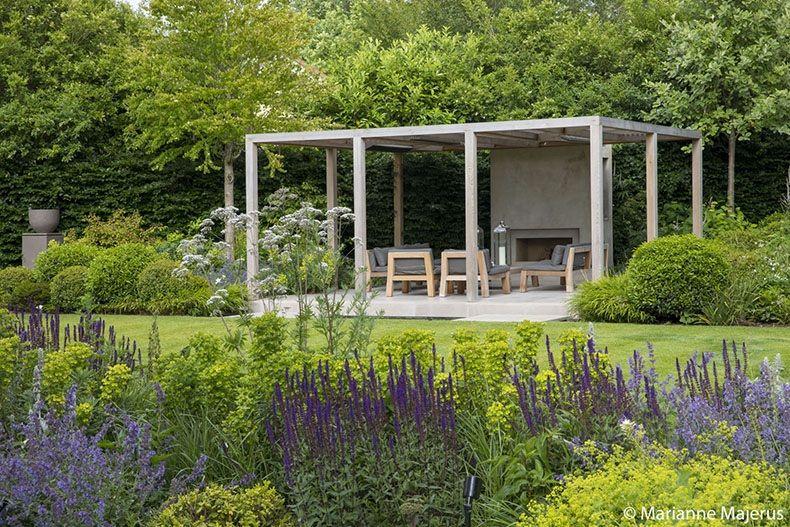 How To Make Garden Design A Successful Second Career Garden Design Journal Contemporary Garden Design Garden Design Small Urban Garden