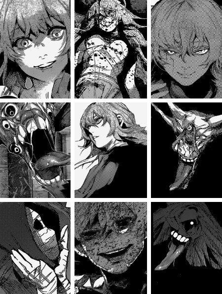 One-Eyed Owl | Takatsuki Sen | Eto – Tokyo Ghoul | วีเค | Touka ...