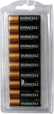 Duracell Mn1500 Aa Size 20 Pack Hang Up Batteries Made In China Duracell Hanging How To Make