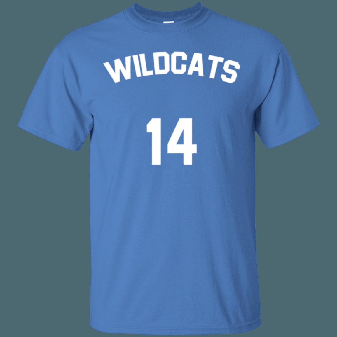 ffc5c95b2 Troy Bolton Wildcats Shirt 14
